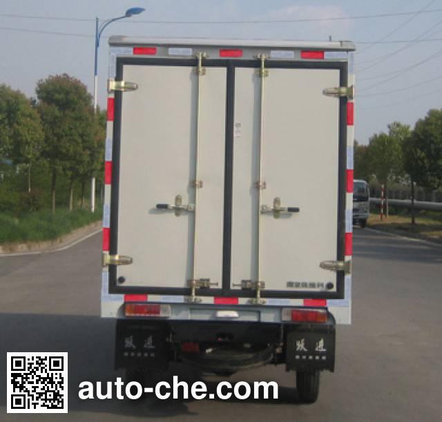 Yuejin NJ5022XXYPBGBNZ5 box van truck