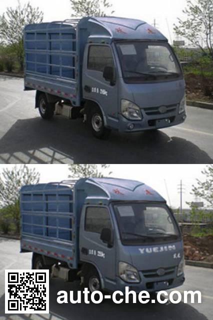 Yuejin NJ5023CCYGABZ1 stake truck