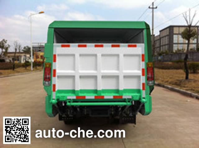 Changda NJ5028XTYEV electric sealed garbage container truck