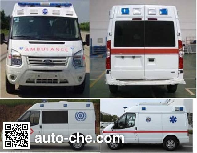 Changda NJ5030XJH4M ambulance