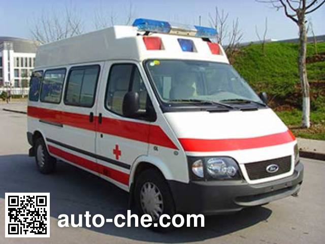 Changda NJ5030XJH5 ambulance