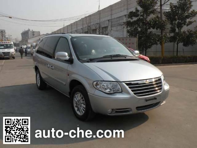 Changda NJ5030XJX4 maintenance vehicle