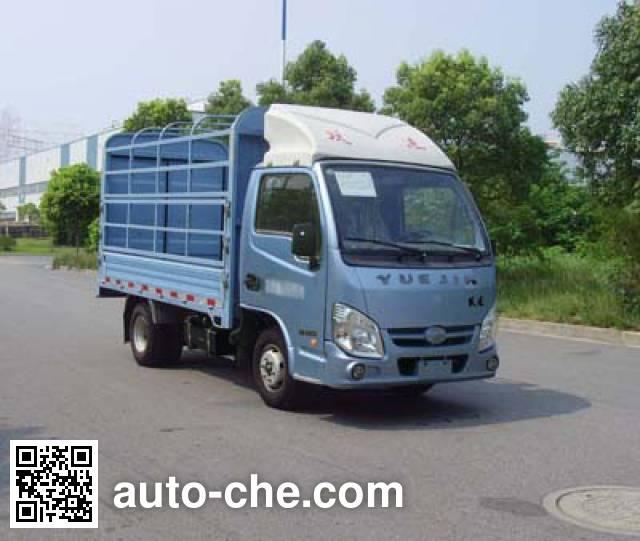 Yuejin NJ5032CCYPBBNZ1 stake truck