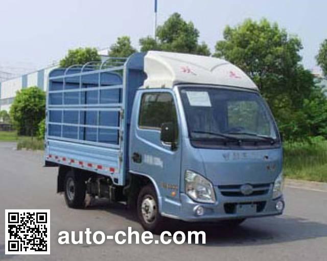 Yuejin NJ5032CCYPBMBNZ1 stake truck