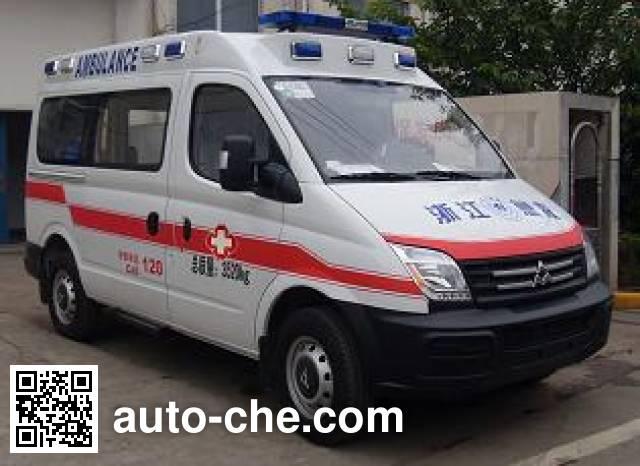 Changda NJ5040XJH51 ambulance
