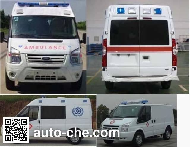 Changda NJ5040XJH53 ambulance