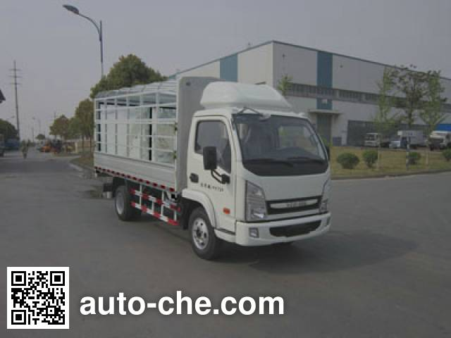 Yuejin NJ5042CCYDCFT stake truck