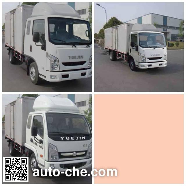 Yuejin NJ5042XXYKFDCNZ1 box van truck