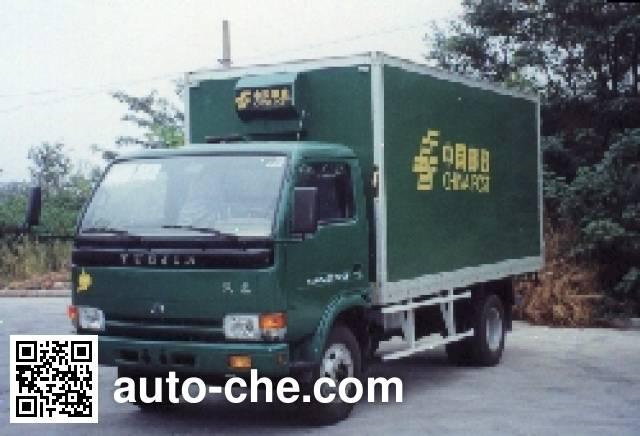 Yuejin NJ5043XYZ-DF postal vehicle