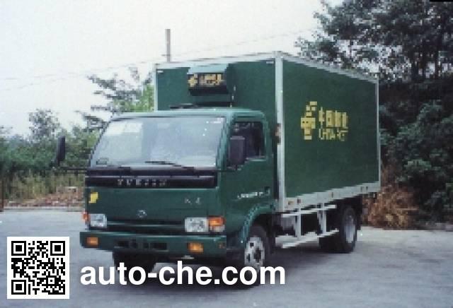 Yuejin NJ5043XYZ-DFL postal vehicle
