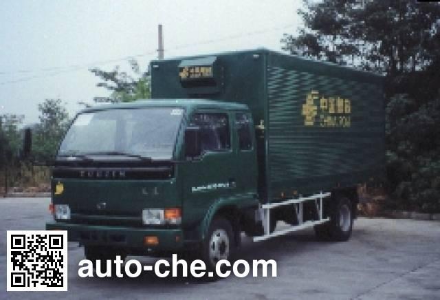 Yuejin NJ5043XYZ-DFLW postal vehicle