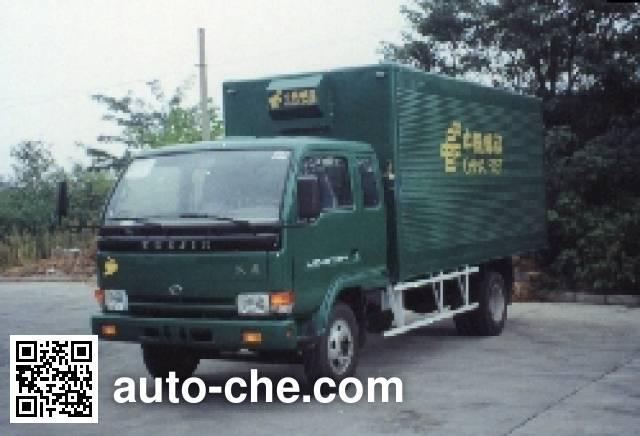Yuejin NJ5043XYZ-DFW postal vehicle