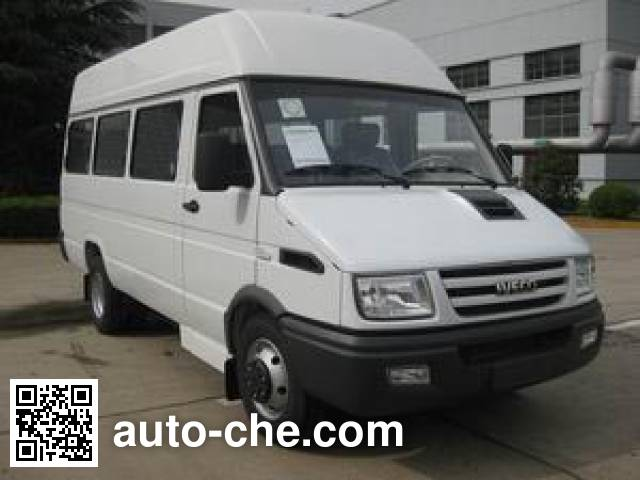 Iveco NJ5044XCCA food service vehicle