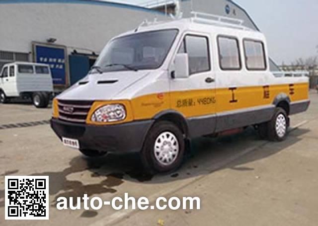 Iveco NJ5044XGC3C engineering works vehicle