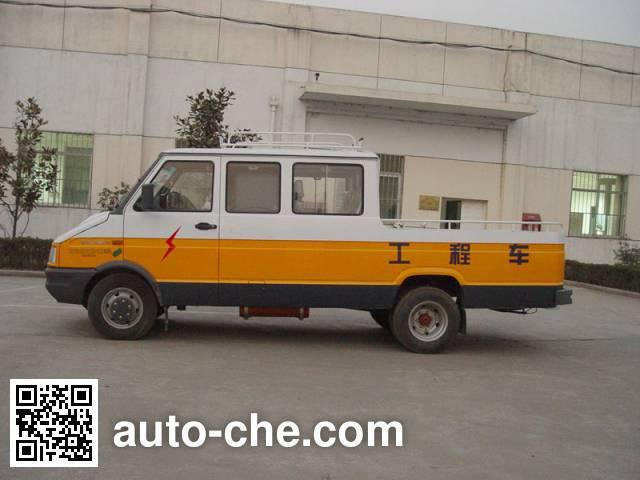 Iveco NJ5044XGCZA engineering works vehicle