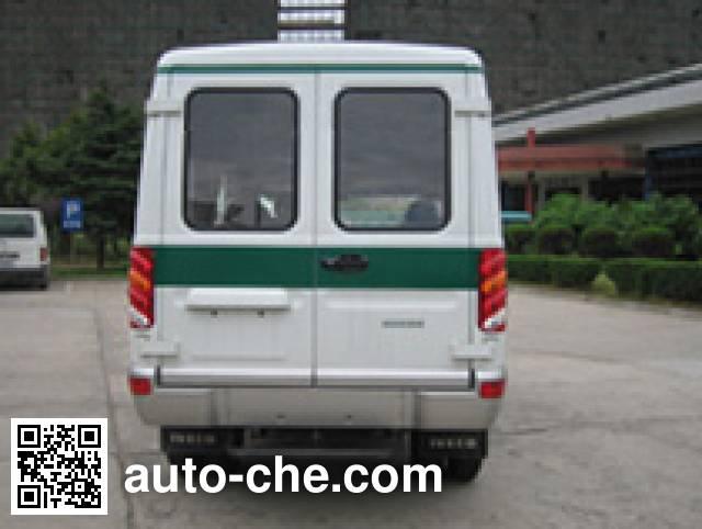 Iveco NJ5044XJC2C inspection vehicle