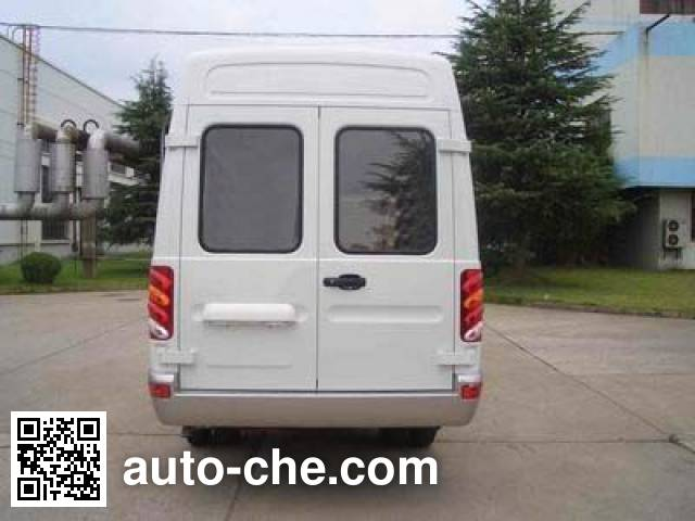 Iveco NJ5044XJCC inspection vehicle