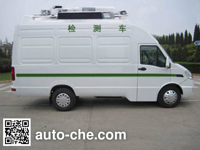 Iveco NJ5044XJCFD inspection vehicle