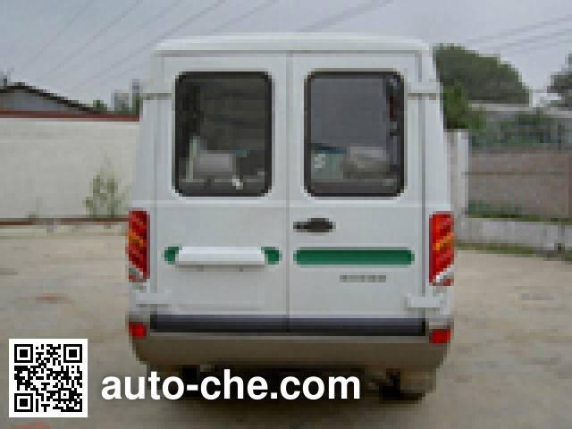 Iveco NJ5044XJCQC-1 inspection vehicle