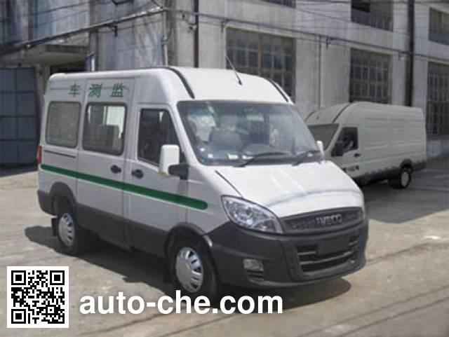 Iveco NJ5044XJECD monitoring vehicle