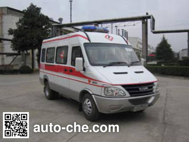 Iveco NJ5044XJH2C ambulance
