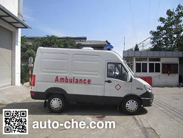 Iveco NJ5044XJHCD ambulance
