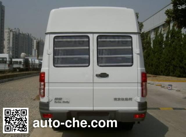 Iveco NJ5045XQCA prisoner transport vehicle
