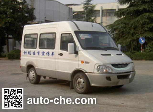 Iveco NJ5044XXCJQB family planning propaganda vehicle