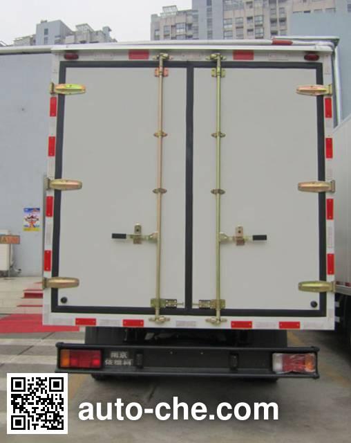 Iveco NJ5044XXYL3C box van truck