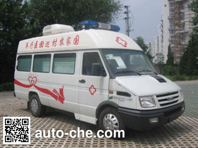 Iveco NJ5044XYLA medical vehicle