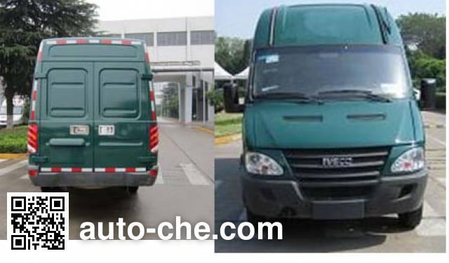 Iveco NJ5044XYZF2C postal vehicle