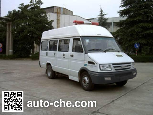 Iveco NJ5044XZHA command vehicle