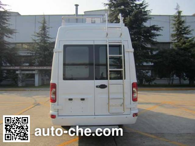 Iveco NJ5044XZHFD command vehicle