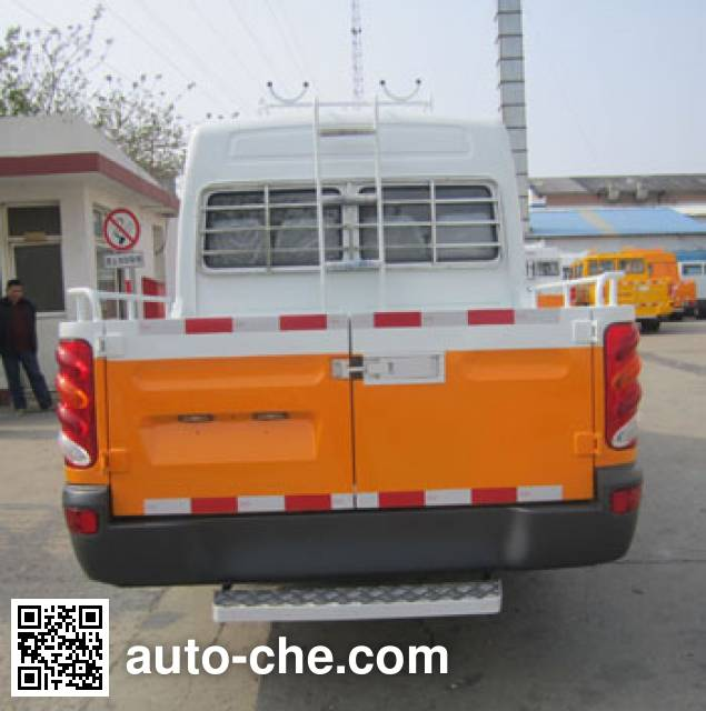 Iveco NJ5045XGC5D engineering works vehicle