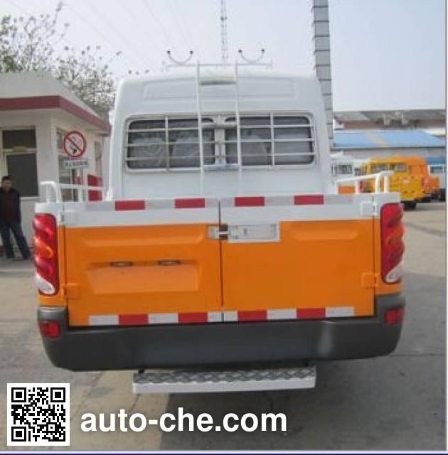 Iveco NJ5045XGC3D-1 engineering works vehicle