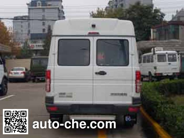 Iveco NJ5045XJCCA inspection vehicle