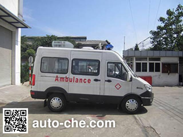 Iveco NJ5045XJHCD ambulance