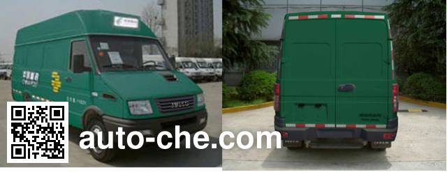 Iveco NJ5045XYZA postal vehicle