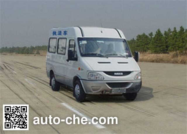 Iveco NJ5045XZFNS law enforcement vehicle