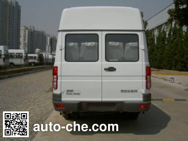 Iveco NJ5045XZHA command vehicle