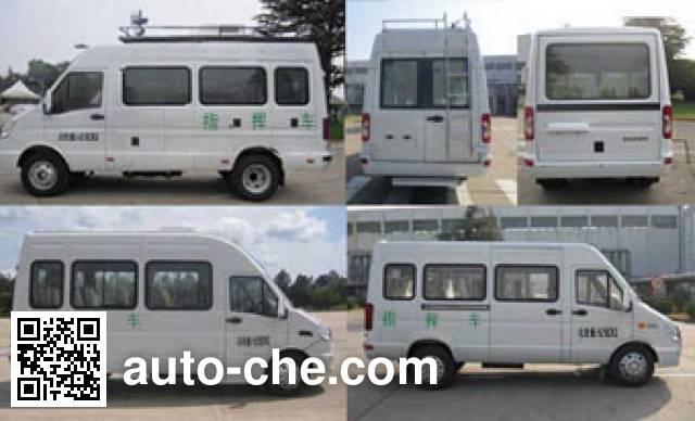 Iveco NJ5045XZHF2D command vehicle