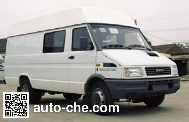 Iveco NJ5046XCCS food service vehicle