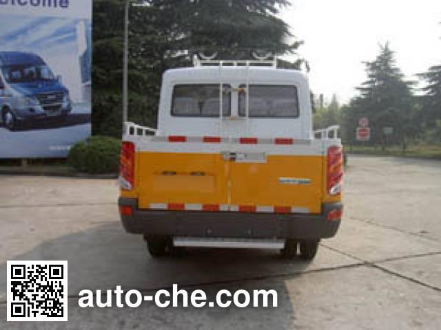 Iveco NJ5046XGC4N4 engineering works vehicle