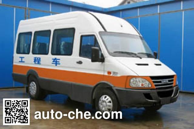 Iveco NJ5044XGCC engineering works vehicle