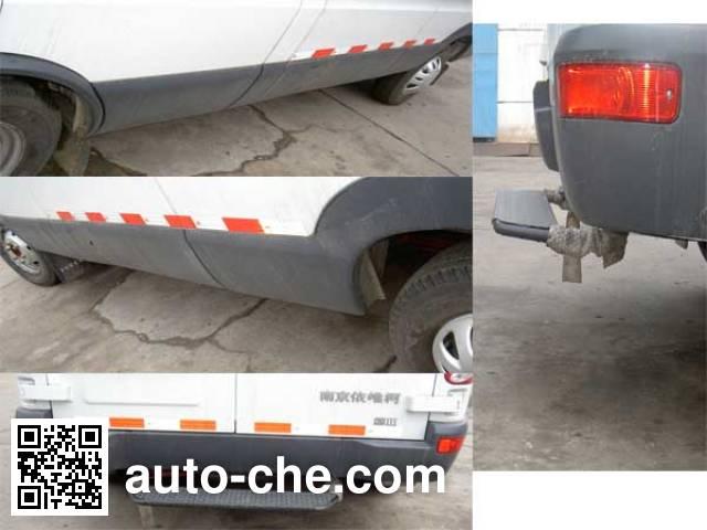 Iveco NJ5046XXY4N41 van truck