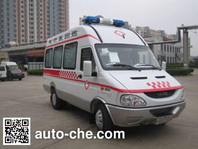 Iveco NJ5046XXZNS medical treatment vehicle