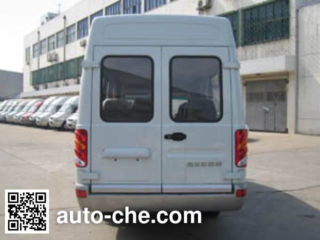 Iveco NJ5046XZFNS law enforcement vehicle
