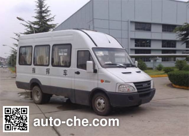 Iveco NJ5044XZHC command vehicle