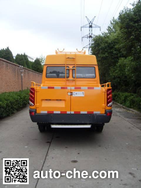 畅达牌NJ5048XGC64A工程车