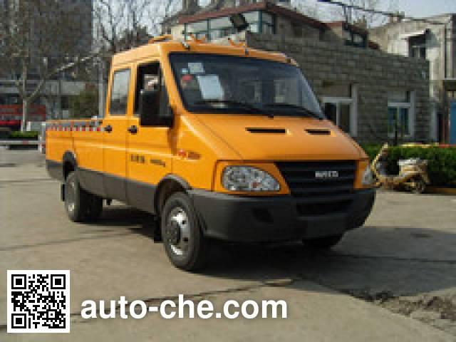 Changda NJ5048XGC84B engineering works vehicle